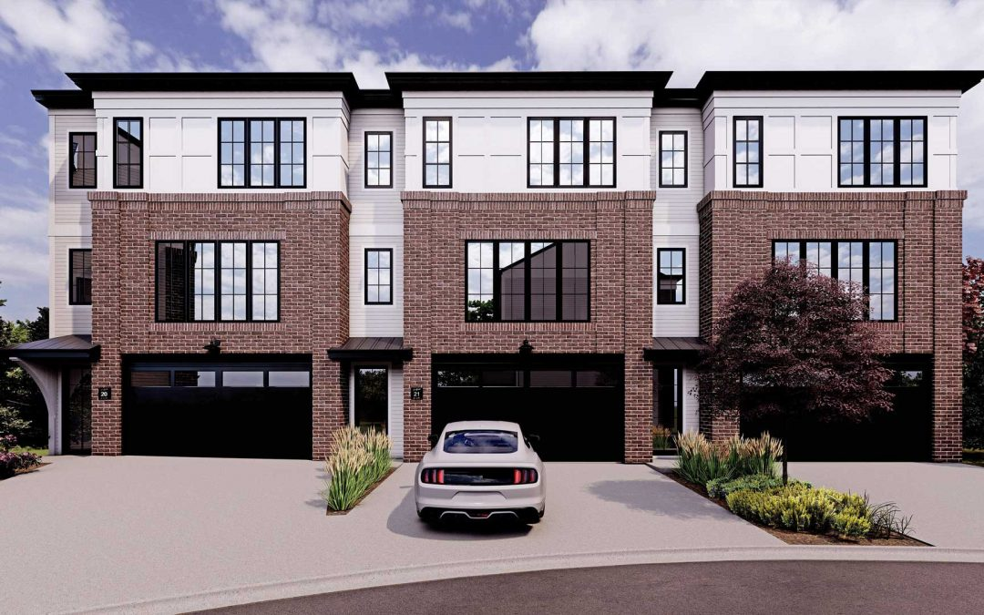 Our Brand New Townhome Project in Calgary, South West