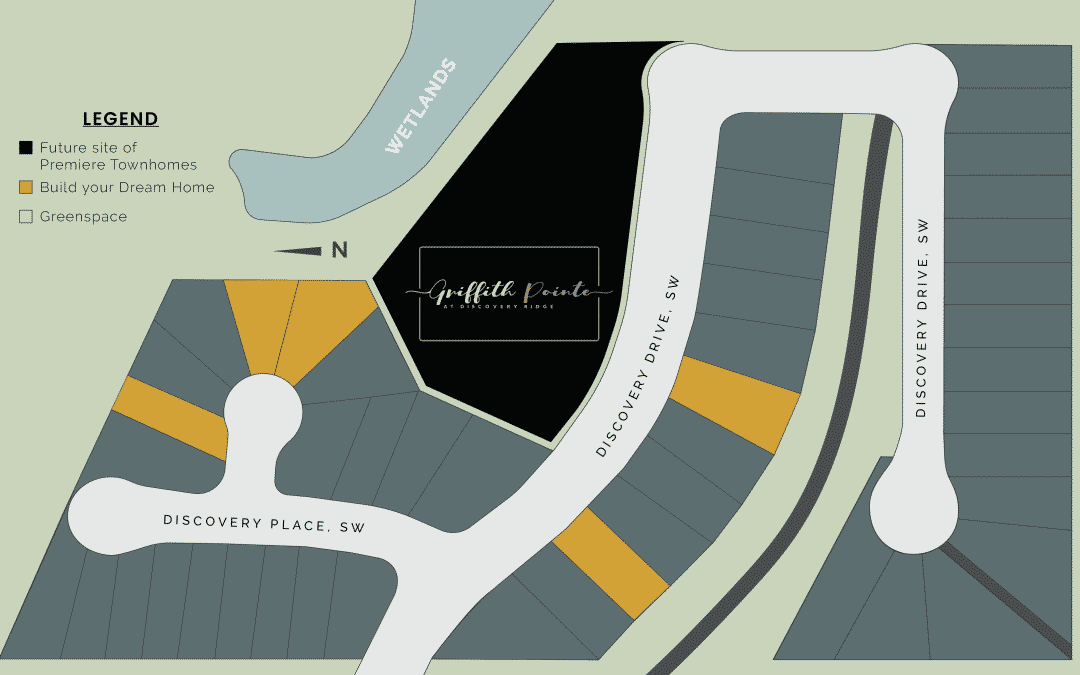 Introducing Griffith Pointe at Discovery Ridge